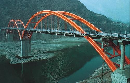 四川路桥桥梁工程有限责任公司,隧道和桥梁工